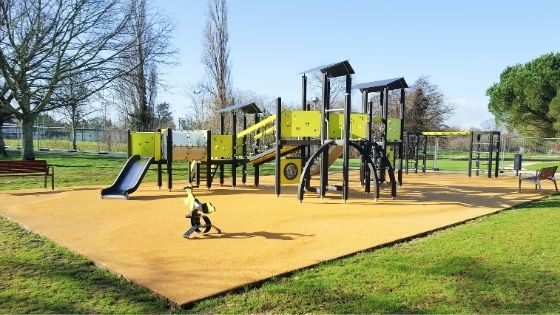 The Importance of Location When Designing a Playground