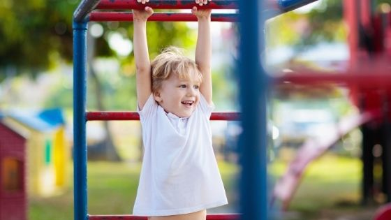 The Many Ways Climbing Affects a Child's Development